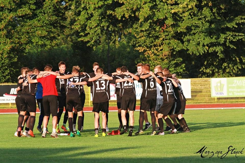 Puchar Polski: Gwarek II Tarnowskie Góry – Nadzieja Bytom 4:1 (2:0) [WIDEO]