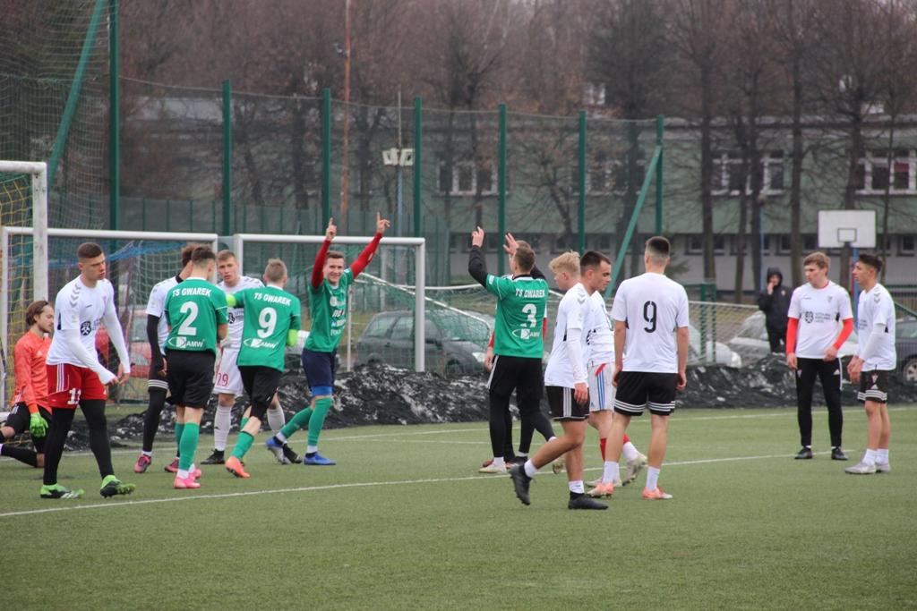 SPARING: Górnik Zabrze U18 – Gwarek Tarnowskie Góry 3:5 (1:1)