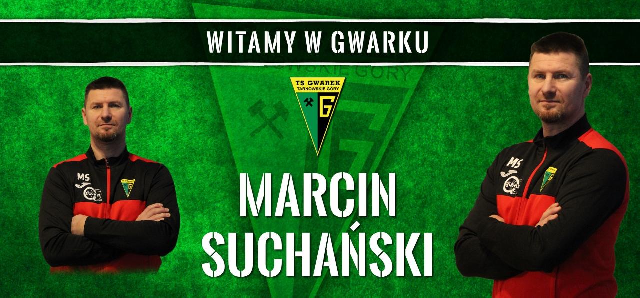 Marcin Suchański nowym trenerem bramkarzy Gwarka